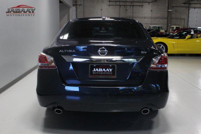 2015 Nissan Altima 2.5 SV Merrillville, Indiana 3