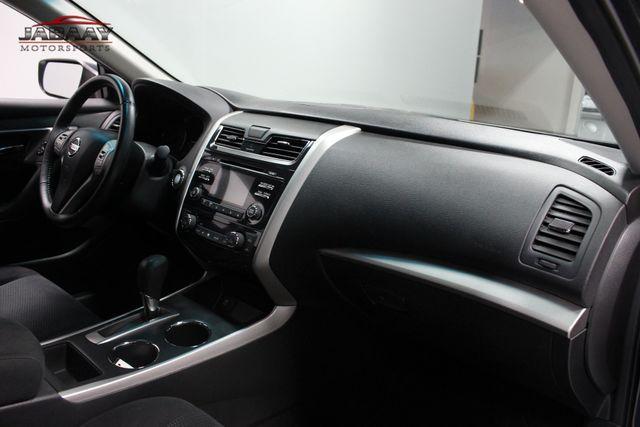 2015 Nissan Altima 2.5 SV Merrillville, Indiana 16
