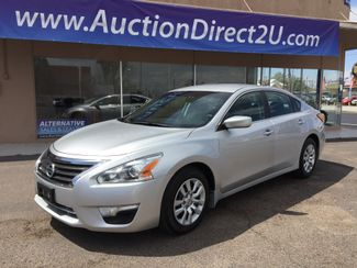2015 Nissan Altima 2.5 S 5 YEAR/60,000 MILE FACTORY POWERTRAIN WARRANTY Mesa, Arizona