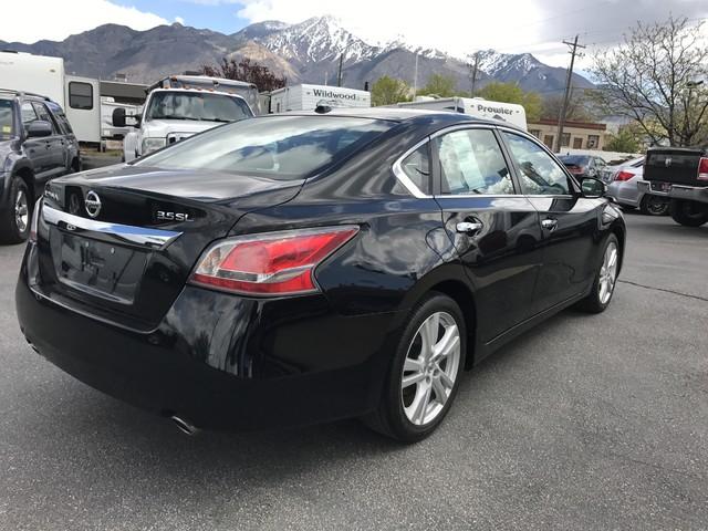2015 Nissan Altima 3.5 SL Ogden, Utah 4