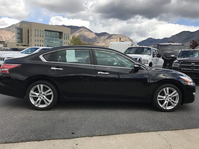 2015 Nissan Altima 3.5 SL Ogden, Utah 5
