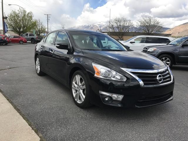 2015 Nissan Altima 3.5 SL Ogden, Utah 6