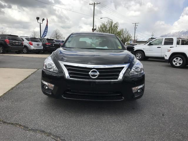 2015 Nissan Altima 3.5 SL Ogden, Utah 7