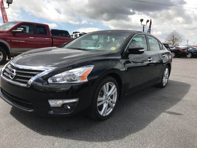 2015 Nissan Altima 3.5 SL Ogden, Utah 0