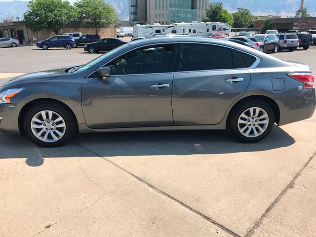2015 Nissan Altima 2.5 S Ogden, Utah 1