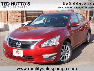 2015 Nissan Altima 2.5 S Pampa, Texas