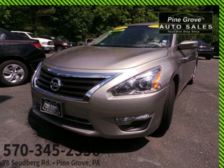 2015 Nissan Altima in Pine Grove PA