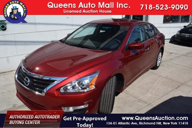 2015 Nissan Altima 2.5 Richmond Hill, New York 0