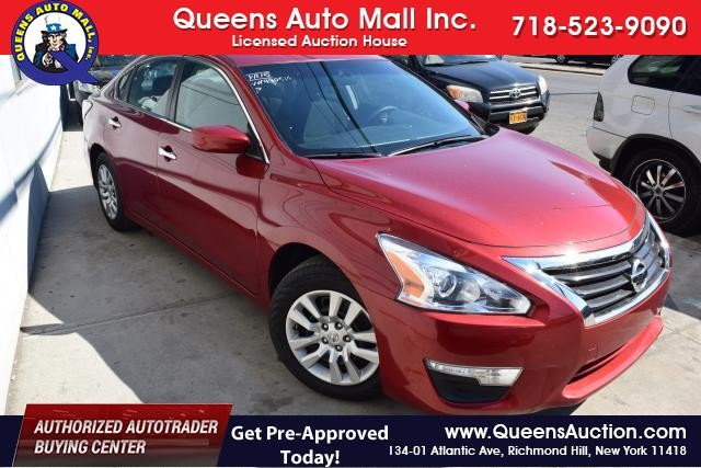 2015 Nissan Altima 2.5 Richmond Hill, New York 1