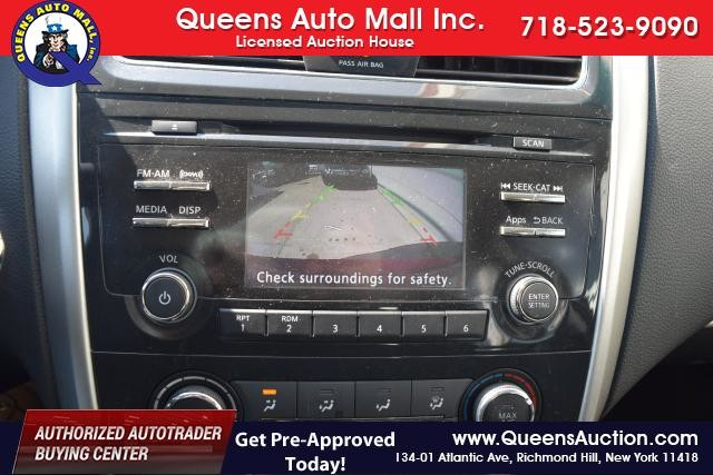 2015 Nissan Altima 2.5 Richmond Hill, New York 12