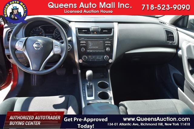 2015 Nissan Altima 2.5 Richmond Hill, New York 15