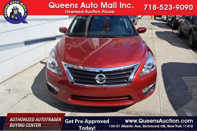 2015 Nissan Altima 2.5 Richmond Hill, New York 2