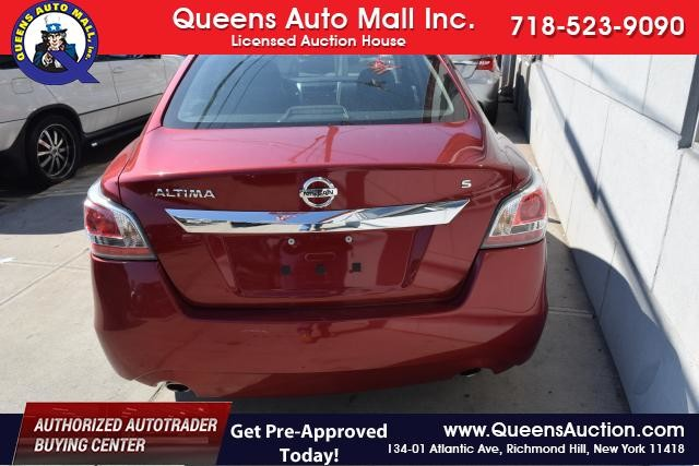 2015 Nissan Altima 2.5 Richmond Hill, New York 3
