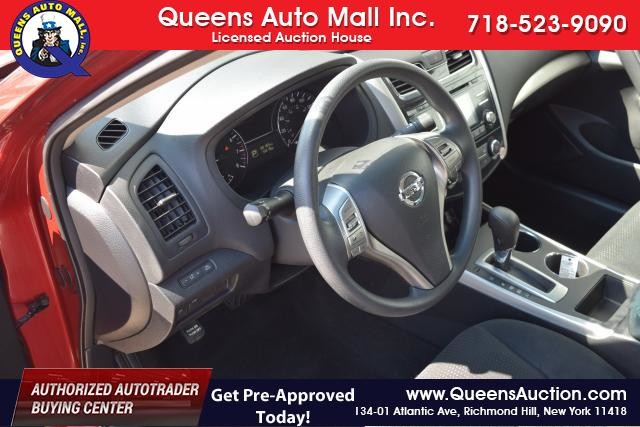 2015 Nissan Altima 2.5 Richmond Hill, New York 6