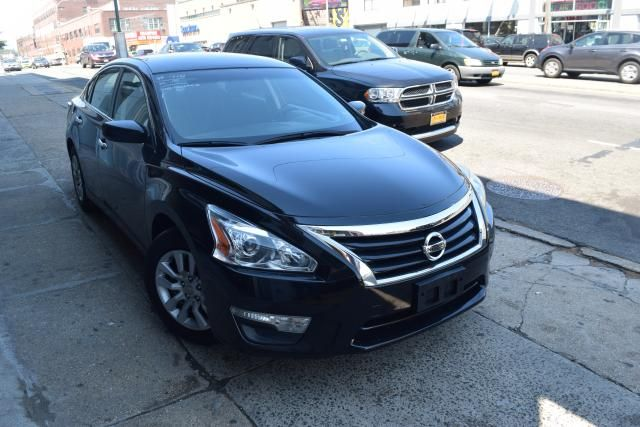 2015 Nissan Altima 2.5 S Richmond Hill, New York 1