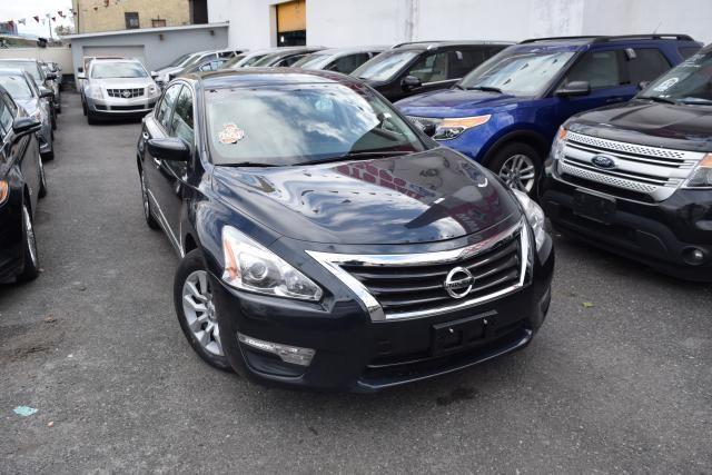 2015 Nissan Altima 2.5 S Richmond Hill, New York 1