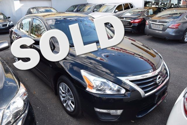 2015 Nissan Altima 2.5 S Richmond Hill, New York 0