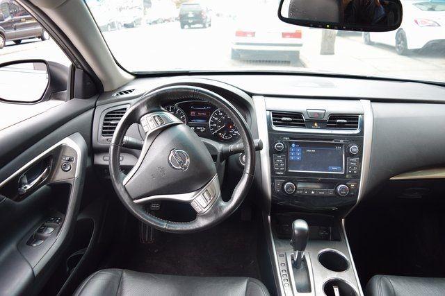 2015 Nissan Altima 2.5 SL Richmond Hill, New York 11