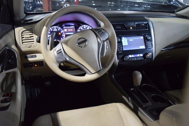 2015 Nissan Altima 3.5 SL Richmond Hill, New York 8