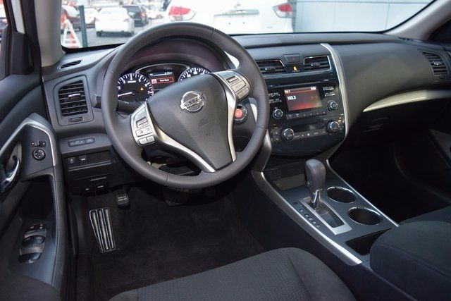 2015 Nissan Altima 2.5 SV Richmond Hill, New York 11