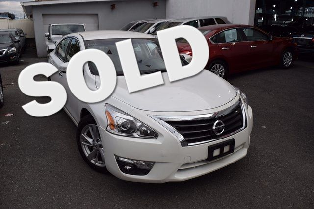 2015 Nissan Altima 2.5 SL Richmond Hill, New York 0