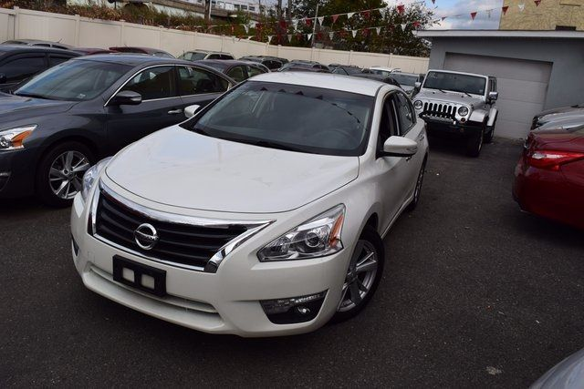 2015 Nissan Altima 2.5 SL Richmond Hill, New York 1