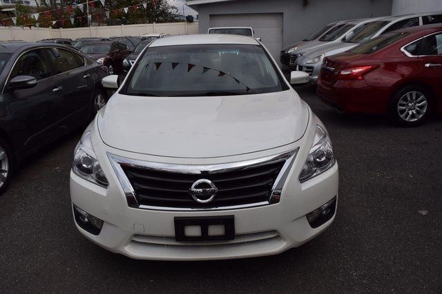 2015 Nissan Altima 2.5 SL Richmond Hill, New York 2