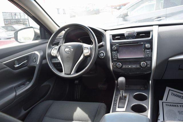 2015 Nissan Altima 2.5 SV Richmond Hill, New York 18