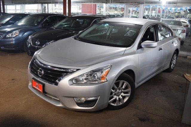 2015 Nissan Altima 2.5 Richmond Hill, New York 1
