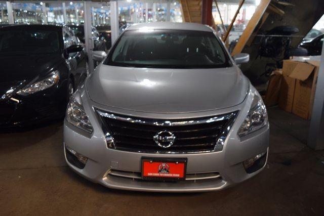 2015 Nissan Altima 2.5 Richmond Hill, New York 2