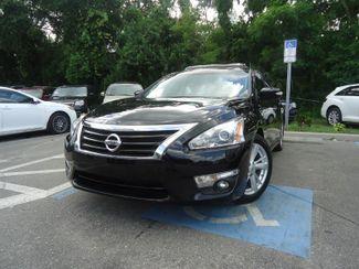 2015 Nissan Altima SL TECH. NAVIGATION. SUNRF. LTHR. BOSE. BLIND SPOT SEFFNER, Florida
