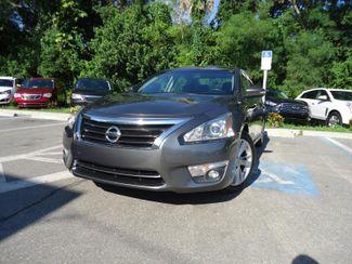 2015 Nissan Altima SL. LEATHER. CAM. BOSE SOUND. HTD SEATS SEFFNER, Florida