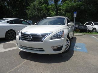 2015 Nissan Altima SPORT VALUE PK. SPOILER. ALLOY. CAMERA SEFFNER, Florida
