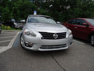 2015 Nissan Altima SV. LEATHER. SUNRF. CAMERA. REMOTE START SEFFNER, Florida 8