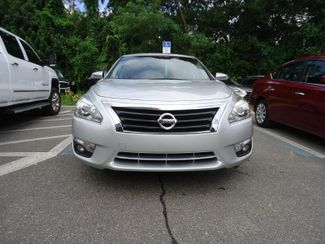 2015 Nissan Altima SV. LEATHER. SUNRF. CAMERA. REMOTE START SEFFNER, Florida 9