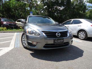 2015 Nissan Altima 2.5 S W/ BACK UP CAMERA SEFFNER, Florida 6