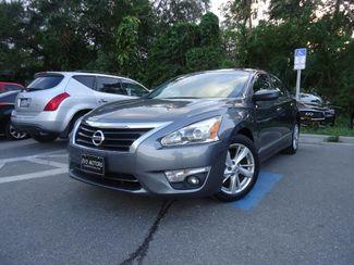 2015 Nissan Altima SV. ALLOY. CAM. REMOTE START SEFFNER, Florida