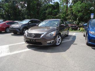 2015 Nissan Altima SV TECH PKG. NAVI. SUNRF. HTD SEATS. BLIND SPOT SEFFNER, Florida 6