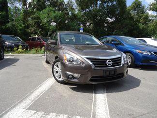 2015 Nissan Altima SV TECH PKG. NAVI. SUNRF. HTD SEATS. BLIND SPOT SEFFNER, Florida 8