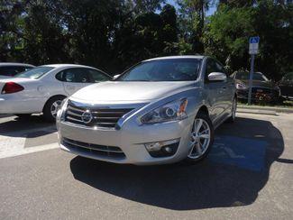 2015 Nissan Altima SV. SUNROOF. CAM. ALLOY. REMOTE START SEFFNER, Florida