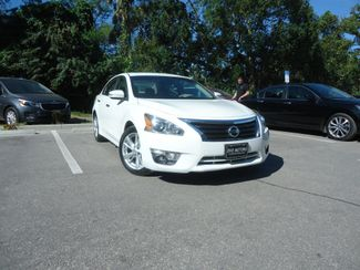 2015 Nissan Altima SL. LEATHER. SUNRF. CAMERA. BOSE SOUND. HTD SEATS SEFFNER, Florida 7