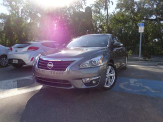 2015 Nissan Altima SL TECH. NAVI. LTHR. SUNRF. BOSE. BLIND SPOT SEFFNER, Florida
