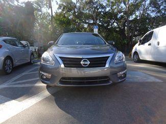2015 Nissan Altima SL TECH. NAVI. LTHR. SUNRF. BOSE. BLIND SPOT SEFFNER, Florida 10