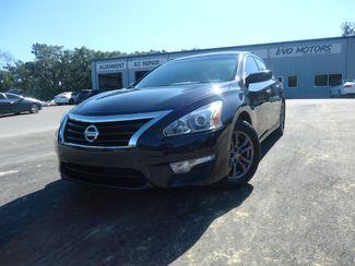 2015 Nissan Altima SPORT VALUE PK. SPOILER. CAMERA. BLACK WHEELS SEFFNER, Florida