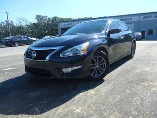 2015 Nissan Altima SPORT VALUE PK. SPOILER. CAMERA. BLACK WHEELS SEFFNER, Florida 4