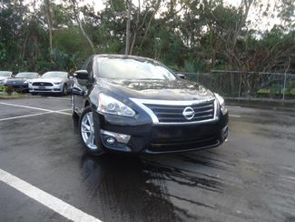 2015 Nissan Altima 2.5 SL. NAVIGATION. SUNROOF. LEATHER. HTD SEATS SEFFNER, Florida 8