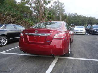2015 Nissan Altima SV TECH PKG NAVIGATION SUNRF BLIND SPOT HTD SEATS SEFFNER, Florida 11