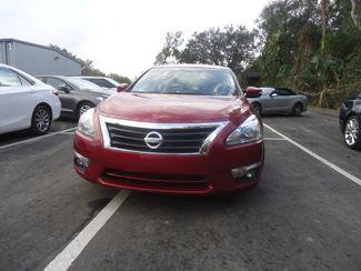 2015 Nissan Altima SV TECH PKG NAVIGATION SUNRF BLIND SPOT HTD SEATS SEFFNER, Florida 6