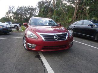 2015 Nissan Altima SV TECH PKG NAVIGATION SUNRF BLIND SPOT HTD SEATS SEFFNER, Florida 8