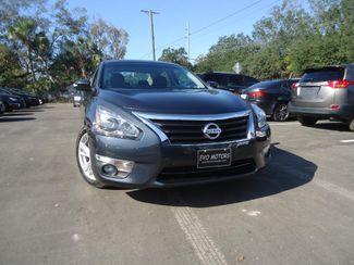 2015 Nissan Altima 2.5 SV SUNROOF. ALLOY WHEELS SEFFNER, Florida 7